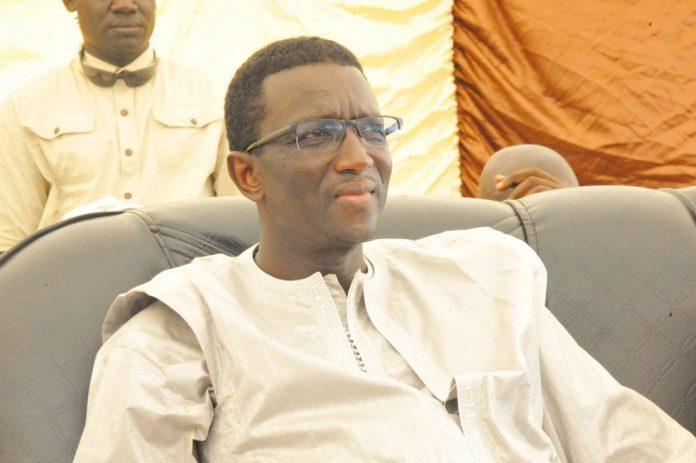 Les Amis du Ministre Amadou Ba en colère : « Que ces gens-là qui manoeuvrent dans l'ombre, cessent leur jeu... malsain »
