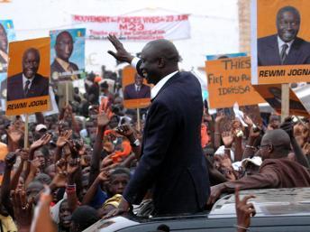 300 volontaires d'Idrissa Seck vont investir la ville