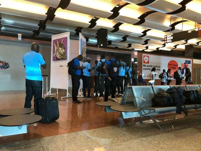 Préliminaires ligue des champions CAF : Génération Foot en Egypte pour le match retour contre Zamalek