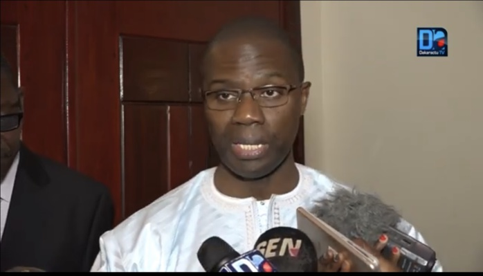 Urgent / Macky Sall limoge Sory Kaba. (Décret présidentiel)