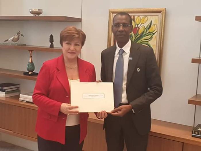 """Progrès économique : La nouvelle patronne du FMI """"vante"""" les avancées du Sénégal"""