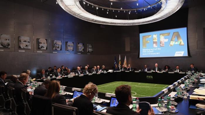 FIFA : Le mondial des clubs passera à 24 équipes en 2021