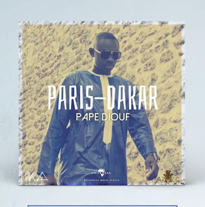 Nouvel album : Pape Diouf face à la presse ce jeudi