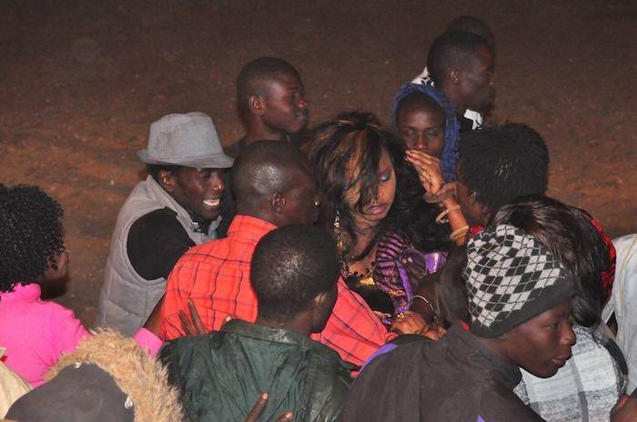 Regardez les photos de la bagarre de Mbathio au Yengoulène