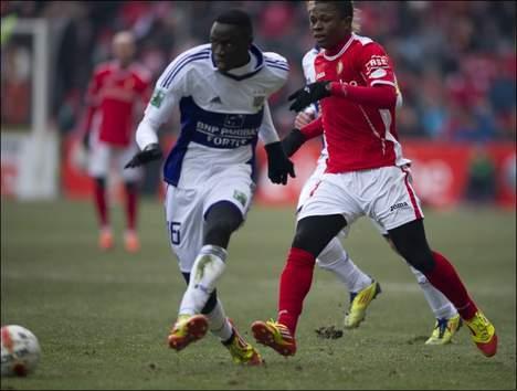 Cheikhou Kouyaté hésite entre les Diables Rouges et le Sénégal