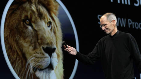 Apple lance l'OS X Mountain Lion