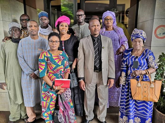 Bonne gouvernance des ressources minérales de la Cedeao : les députés du rgm capitalisent leurs expériences avec leurs collègues maliens