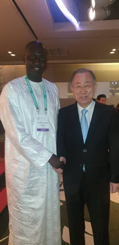 Corée du Sud : Le Sénégal honoré à l'occasion de l'Assemblée générale de l'Institut mondial de la croissance verte.