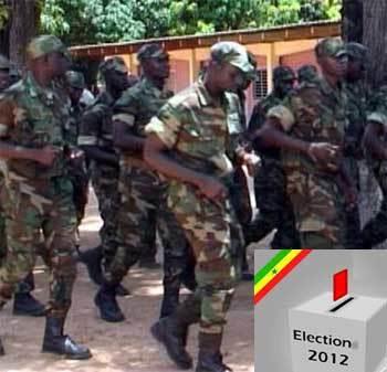 23.904 militaires et paramilitaires appelés aux urnes samedi et dimanche