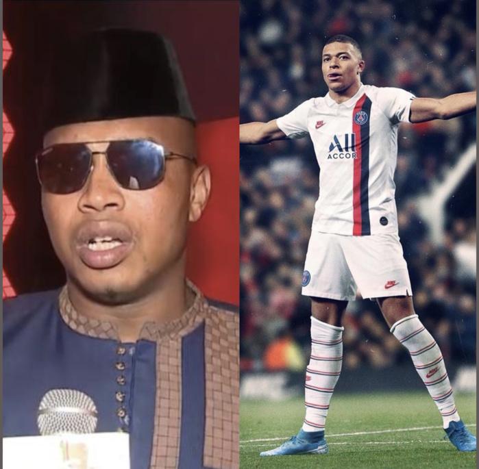 El Hadji Diouf conseille à Mbappé de quitter le PSG pour gagner le ballon d'or