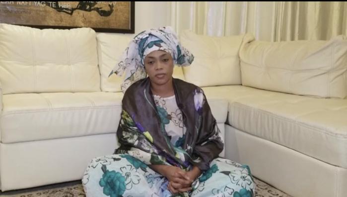POUR SE FAIRE OUBLIER : Sokhna Aïda Diallo prend le chemin de l'exil.