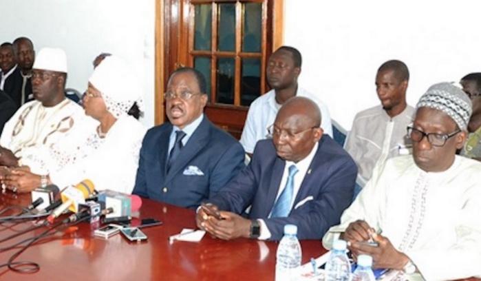 Politique : formalisation du cadre de concertations de l'opposition
