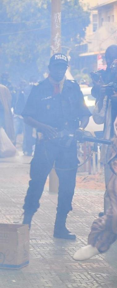 Voici l'homme qui a dirigé l'opération sur la zawiya