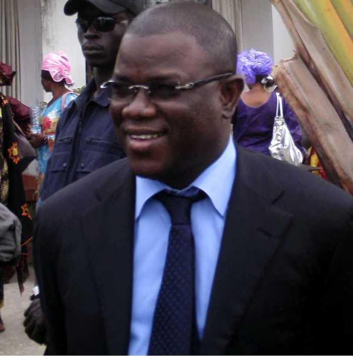 Abdoulaye Balde réagit aux informations rapportées par la presse lors de la conférence de presse du candidat Macky Sall…