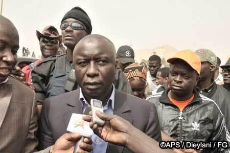 """Pour Idrissa Seck, la """"priorité"""" c'est la """"protection"""" de la Constitution"""