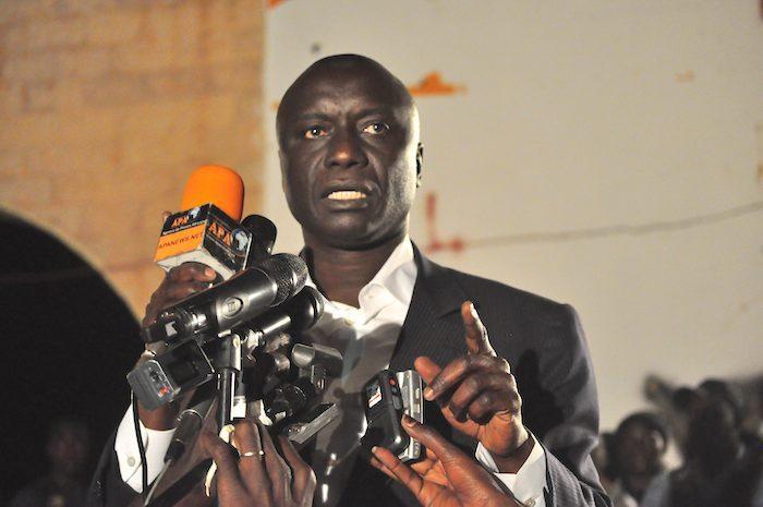 Idrissa Seck est le maître d'œuvre de toutes les émeutes, selon le pouvoir.