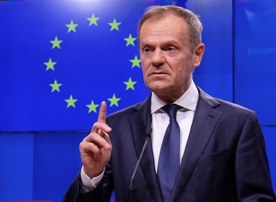 Brexit : L'accord sur le report au 31 janvier 2020 scellé par les 27.