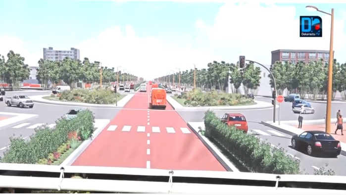 Transport : L'Etat contributeur de 2,5 milliards sur les 300 nécessaires au projet des Brt.