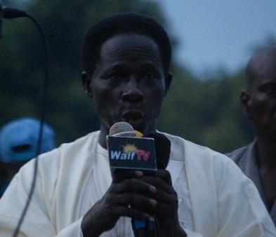 Le Sénégal est dans ''une crise profonde'', selon Ibrahima Fall
