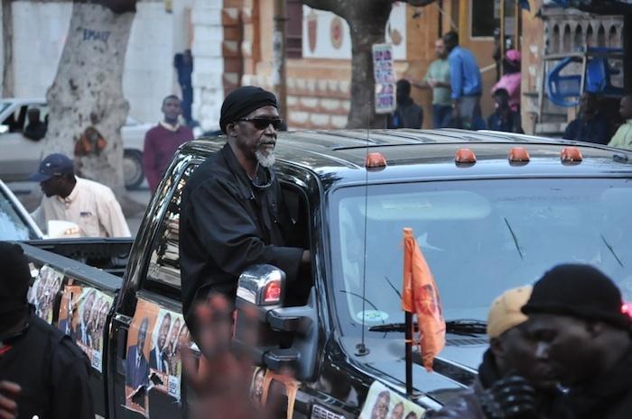 Exclusif ! Ababacar Sadikh Niang, le colonel soupçonné avec Idy d'orchestrer les émeutes