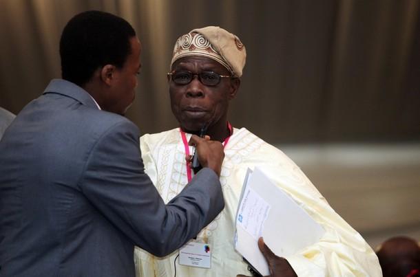 Dernière minute: Olusegun Obansanjo arrive à Dakar à 16 heures