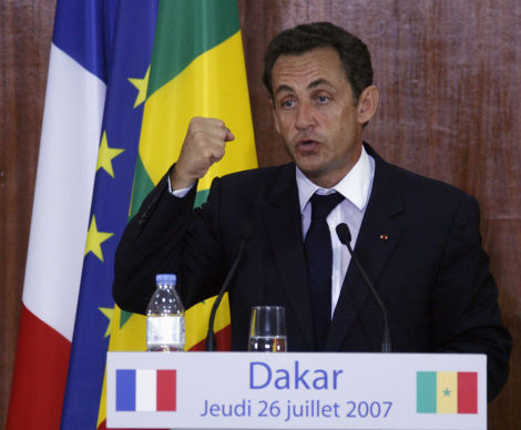 Le discours de Dakar revu, corrigé et actualisé !
