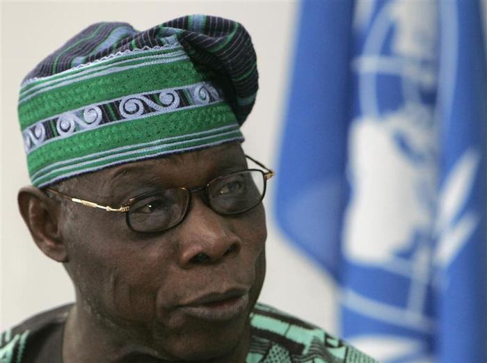 """Olusegun Obasanjo """"Je suis obligé de mener une médiation compte tenu de la situation"""""""