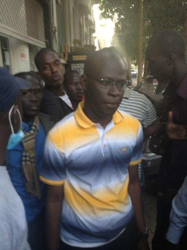 Un garde du corps de Cheikh Bamba Dieye grièvement blessé