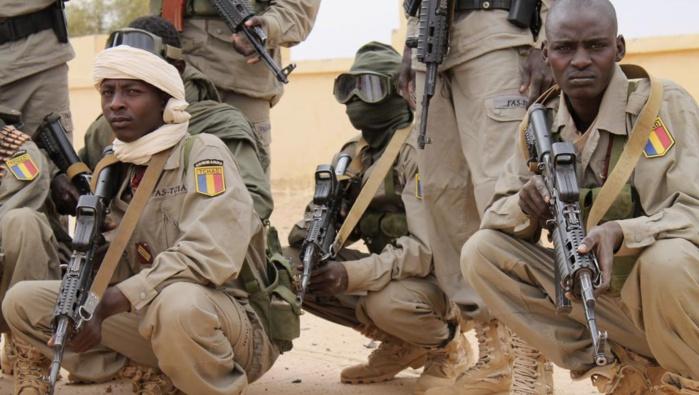 Tchad : Un soldat abat ses supérieurs.