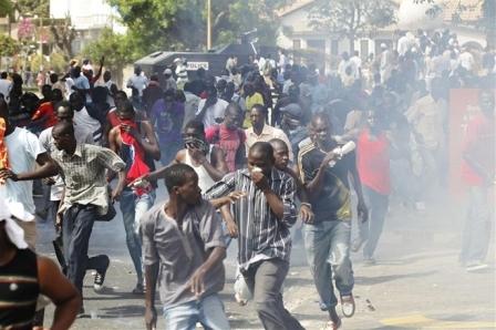 Vive le peuple sénégalais et gloire à sa jeunesse