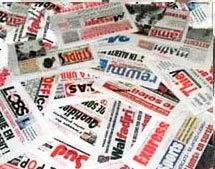 Les journaux désorientés par les stratégies de certains candidats
