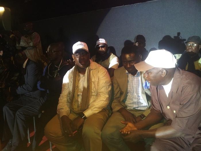 Les images de la mobilisation de Macky Sall à Fatick