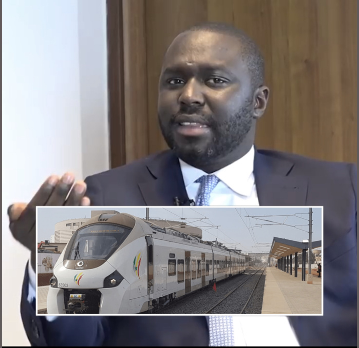 RÉVÉLATION : «Le TER ne sera pas mis en service le 30 novembre prochain» selon Abdou Karim Fofona