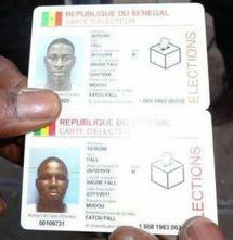 Touba: Des cartes d'électeur achetées.