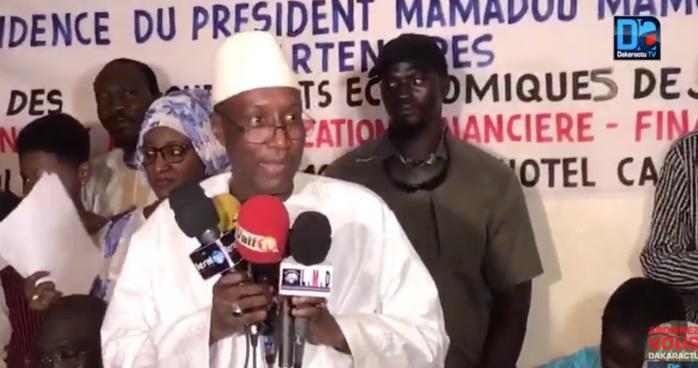 Présidence du Hcct : Mamour Diallo  adresse ses «sincères félicitations» à Aminata Mbengue Ndiaye