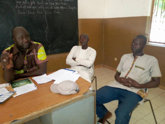 Nguéniène : Alpha Samb multiplie les œuvres de bienfaisance à l'endroit de la jeunesse.