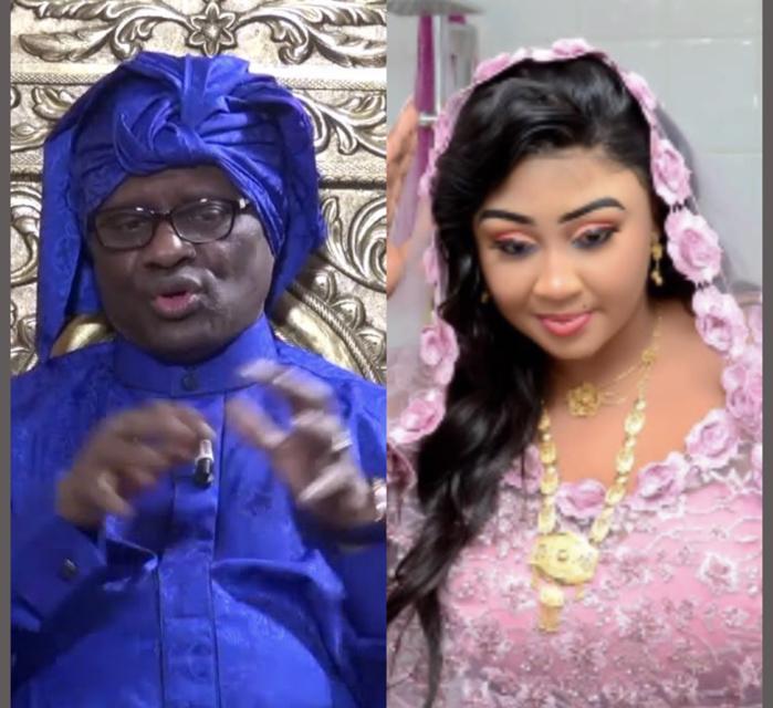 AL KHAYRI : Serigne Modou Kara épouse la fille de Mberry Sylla.