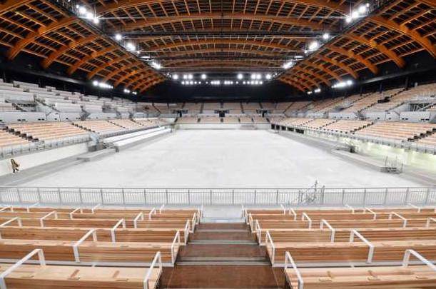 Jeux Olympique 2020 : Tokyo dévoile un gymnase de 12 000 places en bois