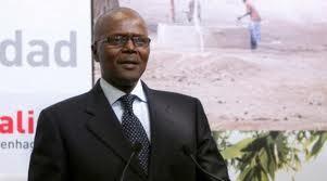 Ousmane Tanor Dieng arrive premier à Nguéniène