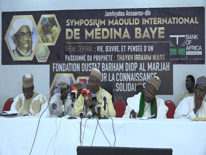 Médina Baye : Symposium Maoulid International (Images)