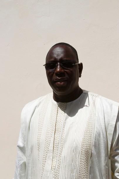 Dernière minute: Des nervis ont tenté d'empêcher Macky Sall d'accéder au domicile d'Amadou Mahtar Mbow.