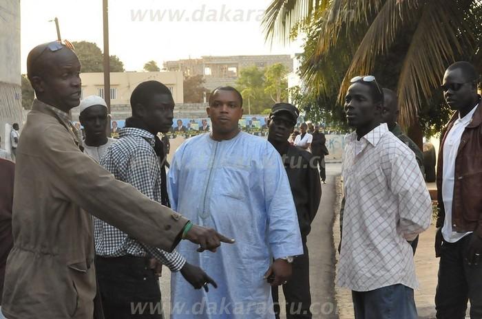 Voici Gaspard Camara, tête de file de ceux qui ont barré à Macky Sall l'accès au domicile d'Amadou Mahtar Mbow