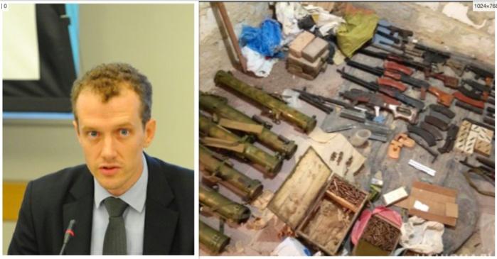 Nicolas Florquin, chercheur à Small Arms Survey : « Le Sénégal n'est pas considéré comme un pays d'origine important pour les trafics d'armes de la sous-région »