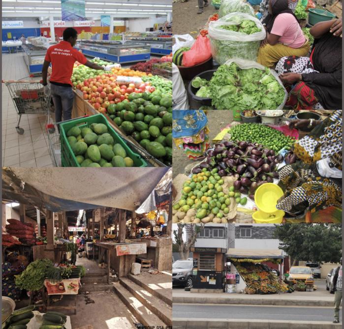 Implantation des grandes surfaces Françaises au Sénégal : Vers le déclin du petit commerce de proximité ?