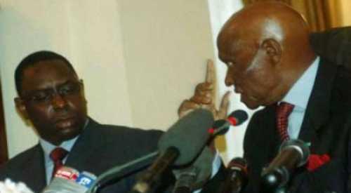 Abdoulaye Wade casse du sucre sur le dos de Macky Sall