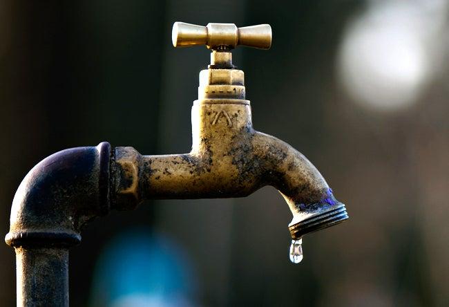 Médina Baye : L'eau ne coule plus des robinets.