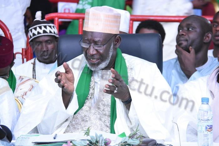 Gamou 2019 : Les images de la Célébration du Mawlid à la Grande Mosquée Omarienne