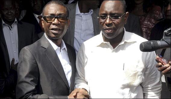 "Youssou Ndour propose à Macky Sall ""un plan d'urgence national"""