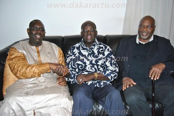 Que se sont dit Macky Sall et Moustapha Niasse ?