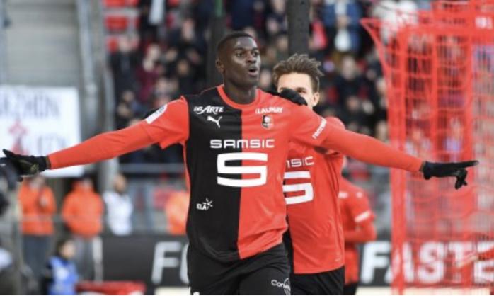 Ligue 1 : Un but et un pénalty provoqué pour Mbaye Niang, contre Amiens battu 3-1 par Rennes.